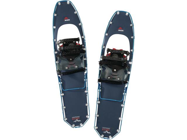 MSR Lightning Ascent 30 Schneeschuhe Herren cobalt blue
